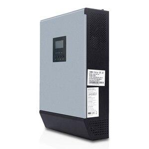 Image 3 - 5KVA 태양 하이브리드 인버터 순수 사인파 220VAC 출력 60A AC 충전기와 내장 PWM 48V 50A 태양 광 충전 컨트롤러