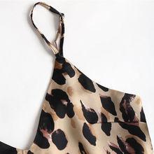 Piżama Leopard Style