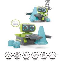 Intelligent Programming Robots for Kids Dance Music Recording Interactive Toy