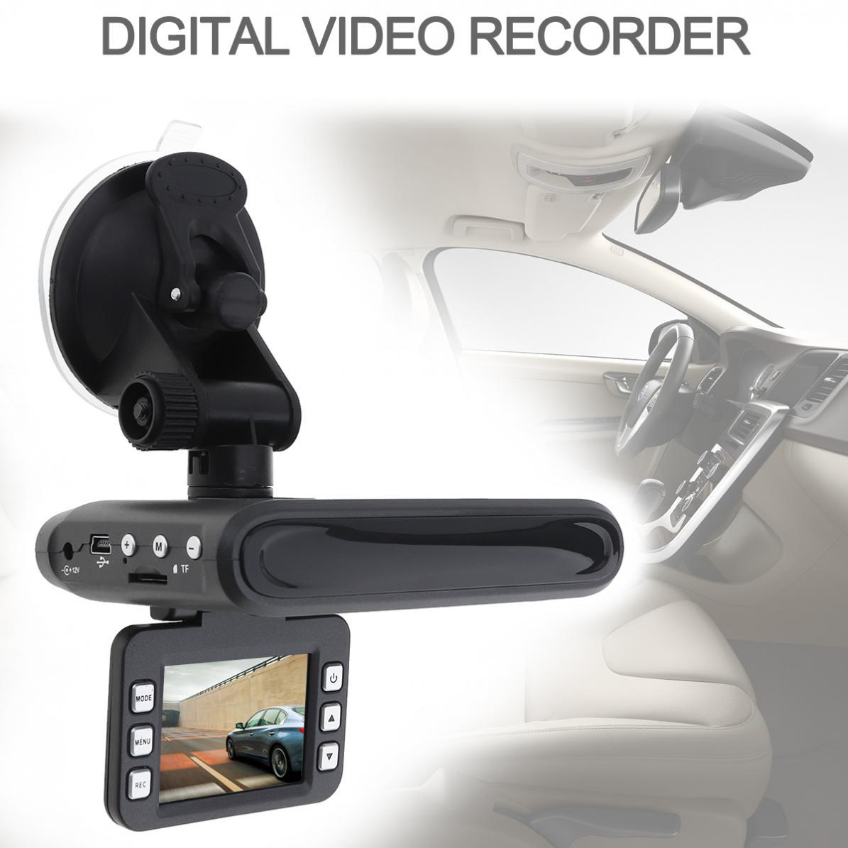 Meilleur 2 dans 1 Voiture Radar Détecteur de vitesse De Voiture DVR HD Dash Camera Recorder anti détecteur de radar caméra avec G -capteur de voiture électronique