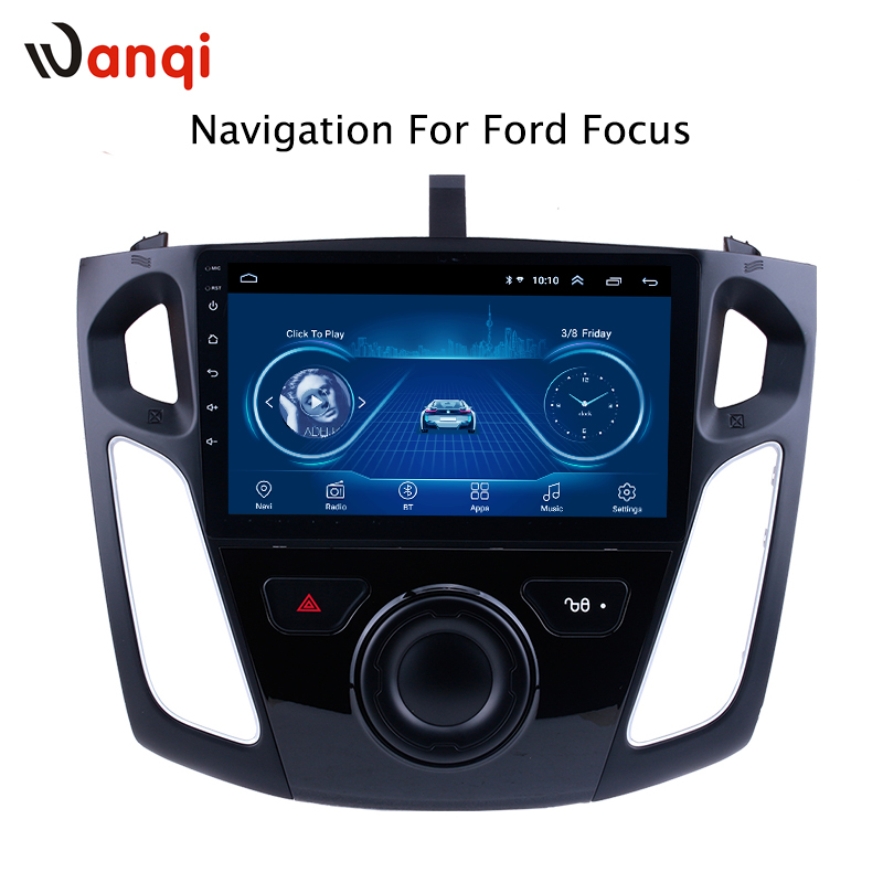 9 inch android 8.1 car dvd multimedia gps navigation system for ford focus 2012-2015 built-in Radio Video Navigation Bt Wifi9 inch android 8.1 car dvd multimedia gps navigation system for ford focus 2012-2015 built-in Radio Video Navigation Bt Wifi