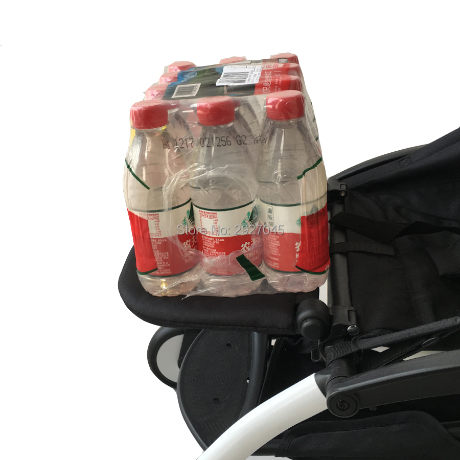 3pcs/set Baby Stroller Accessories 21cm Footboard & Leather Bumper Bar & Handrest Hook For Yoyo Yoya YuYu Vovo Vinn Pram Armrest
