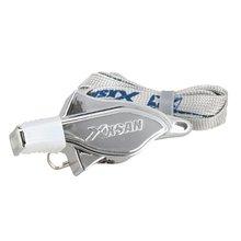 XS36 свисток из нержавеющей стали Экстра громкий с шнурком для школы Спорт Футбол Баскетбол и спасательный Предохранитель Защита