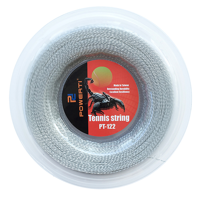 Tennis String Powerful Resilient Tennis Racket Replacement String Soft Tennis Trainng String 200M / 660 FT Nylon