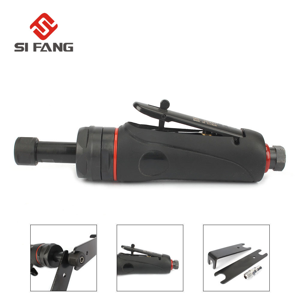 1//4/'/' Mini Right Angle Air Die Grinder 3MM 6MM Collet 25000RPM  Pneumatic Tool
