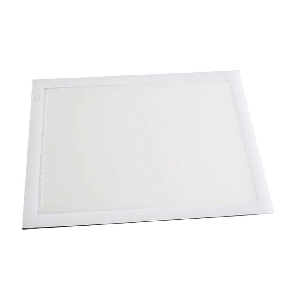 A3 LED Light Box LED Artcraft Tracing Light Pad Board Art Design Stencil Drawing Thin Pad
