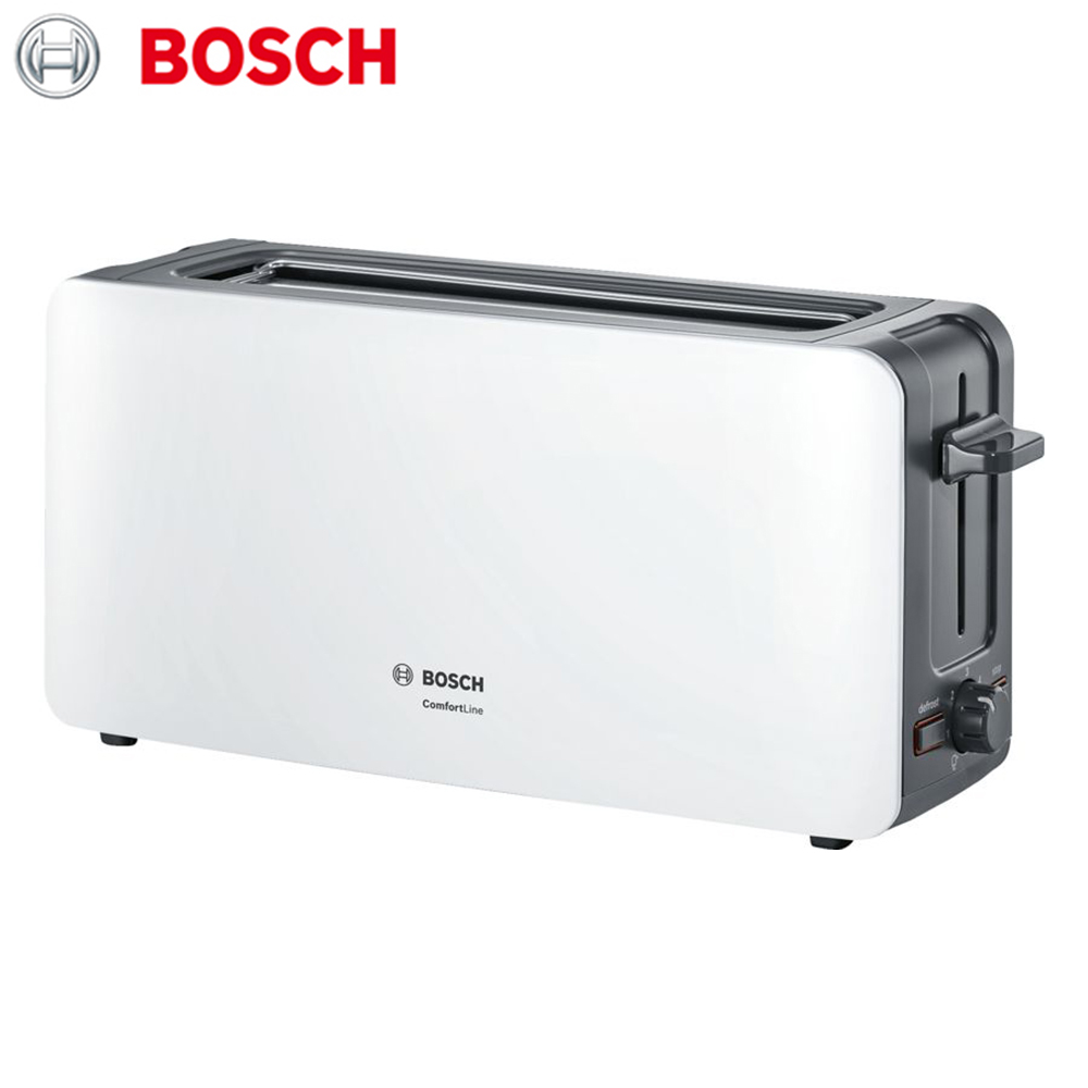 Toasters Bosch TAT6A001 home kitchen appliances cooking toaster fry bread to make toasts