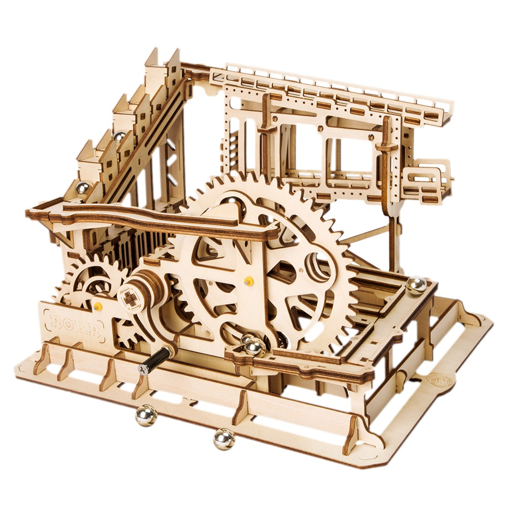 Robotime Coaster Magic Creative Marble Run Game Wooden Model Building Kits Assembly Toy Gift For Children Adult Lg502Robotime Coaster Magic Creative Marble Run Game Wooden Model Building Kits Assembly Toy Gift For Children Adult Lg502