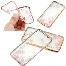 Xiaomi Mi 8 Max 2 Note 3 Mix 2S Case Redmi 6 6A 4X 5 5Plus 7 Note6 Secret Garden Plating Diamond Glitter Back Cover
