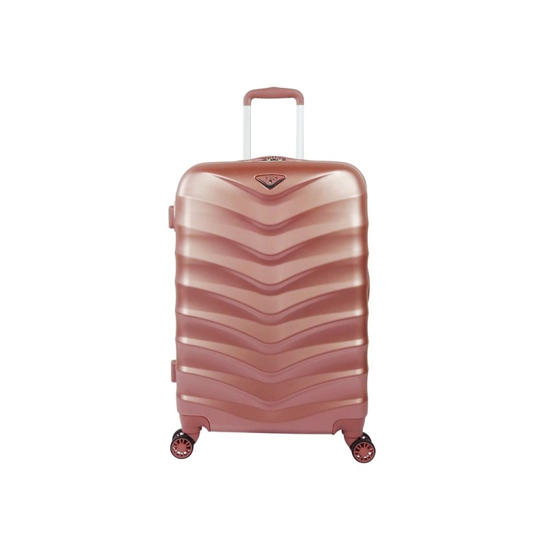 Suitcase-trolley Verage GM15059W28 rose gold