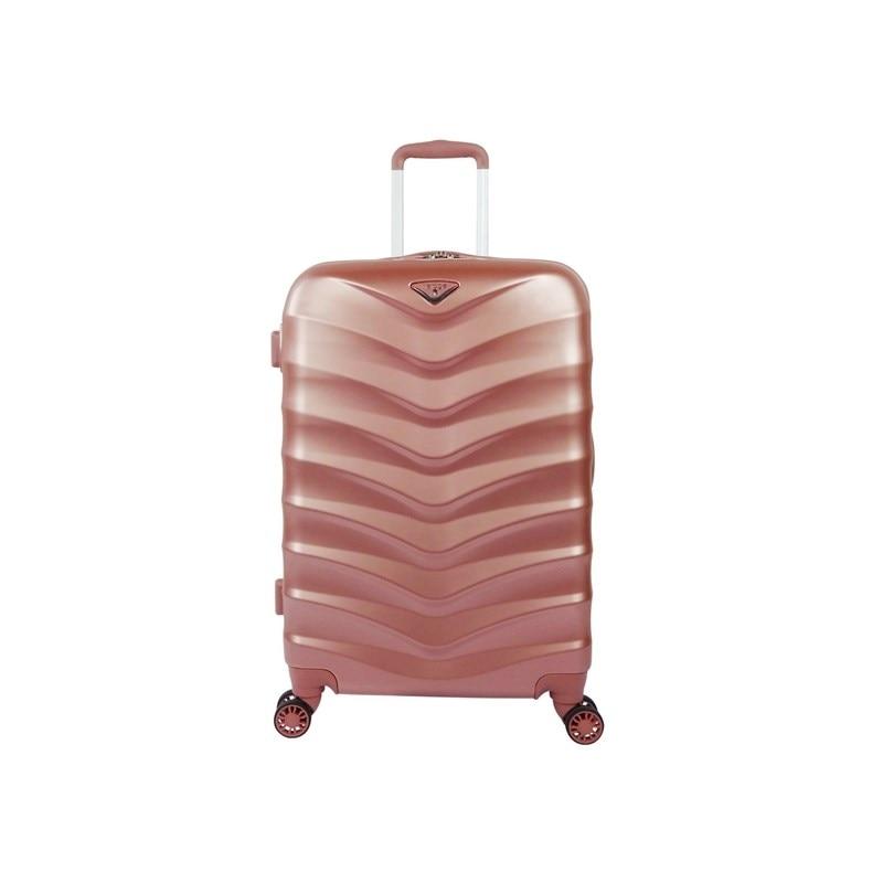 цены Suitcase-trolley Verage GM15059W28 rose gold