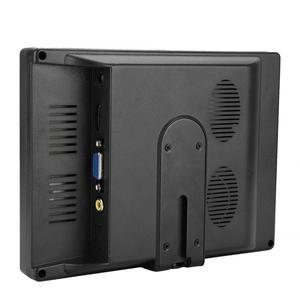 Image 5 - Moniteur Portable 7 pouces 1024x600 16:9 Support daffichage multifonctionnel entrée HDMI/VGA/AV pour Raspberry Pi pour écran de voiture/CCTV