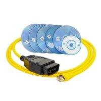 E-Sys Icom Voor Bmw Enet Ethernet Naar Obd Interface Kabel Coding F-Serie Diagnostische Kabel