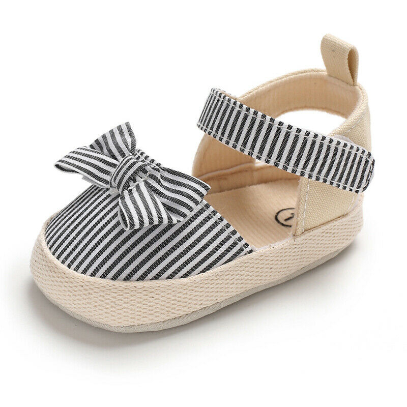Sandals Crib-Shoes Bebe Newborn Infants Baby-Girl Clogs Fashion Anti-Slip Soft Canvas