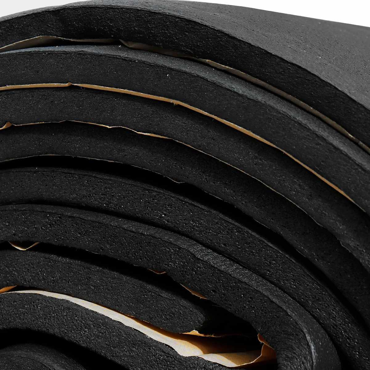 1 Roll 5mm Car Auto Sound Deadening Cotton Heat Insulation Pad Foam  Material Automobiles Interior Accessories