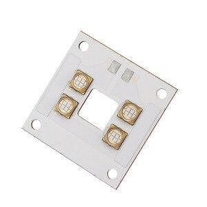Image 2 - Uv 405nm 40 W led ışık kaynağı lamba paneli bakır plaka entegre ışık boncuk menekşe ANYCUBIC Foton UV DLP 3D yazıcı parçaları