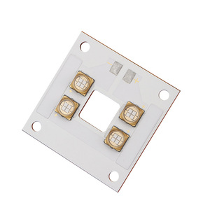 Image 2 - uv 405nm 40W LED Light source lamp panel copper plate integrated light beads violet for ANYCUBIC Photon UV DLP 3D printer parts