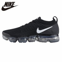 Nike Air Vapormax Flyknit 2 Men's Running Shoes Breathable Sport Shoes Outdoor Lightweight Sneakers #942842 001