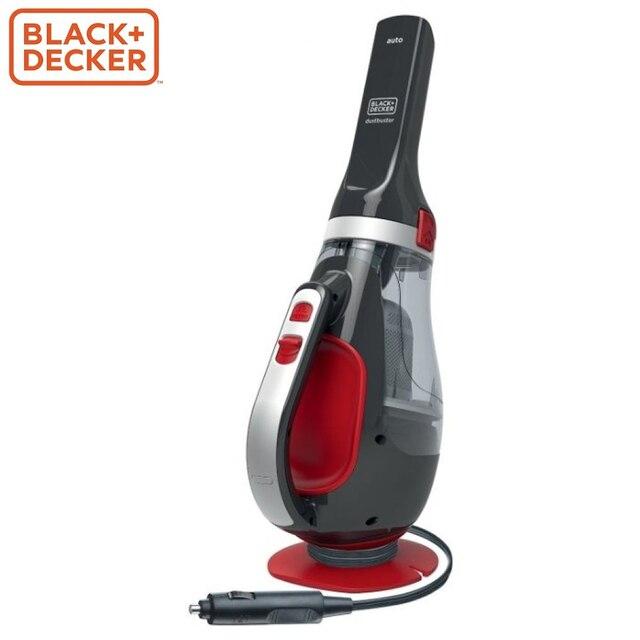Автомобильный пылесос Black+Decker Dustbuster с наб. акс. ADV1200-XK