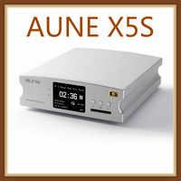 AUNE X5S Hifi Digital Audio Player Decoder AK4490 DSD USB DAC Verstärker 24bit/192 K