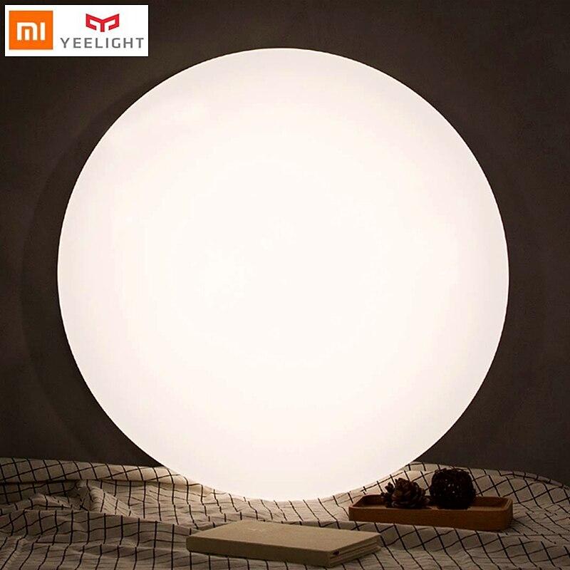 Yeelight xiaomi mi jia lumière plafond LED 480 lampe 32 W mi maison télécommande intelligente avec Google Assistant Alexa téléphone APP chaud nouveau