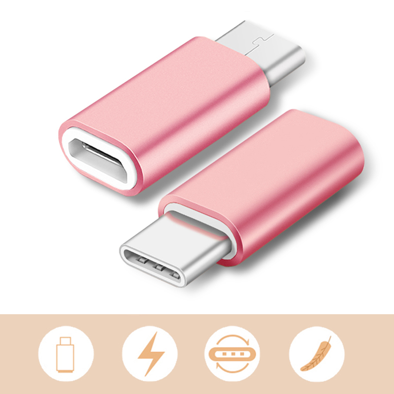 USB Type-C Adapter USB C To Micro USB OTG Cable Type C Charging Converter OTG Adapter For Samsung S9 PLUS Huawei Honor Data OTG
