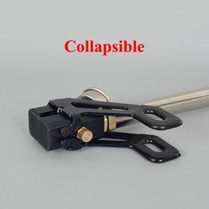 Image 5 - ارتفاع ضغط 30Mpa مضخة هواء صغيرة 3 مرحلة سيارة تعمل باليد ضاغط الهواء نافخة الصيد كرات الطلاء PCP مضخة 300bar