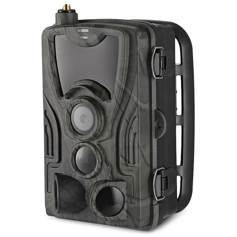 HC - 801G 3G Hunting Camera SMS / MMS / SMTP Hunting Traps 940nm Infrared LEDs Wild Cameras 16MP Trail Camera IP66 WaterproofHC - 801G 3G Hunting Camera SMS / MMS / SMTP Hunting Traps 940nm Infrared LEDs Wild Cameras 16MP Trail Camera IP66 Waterproof
