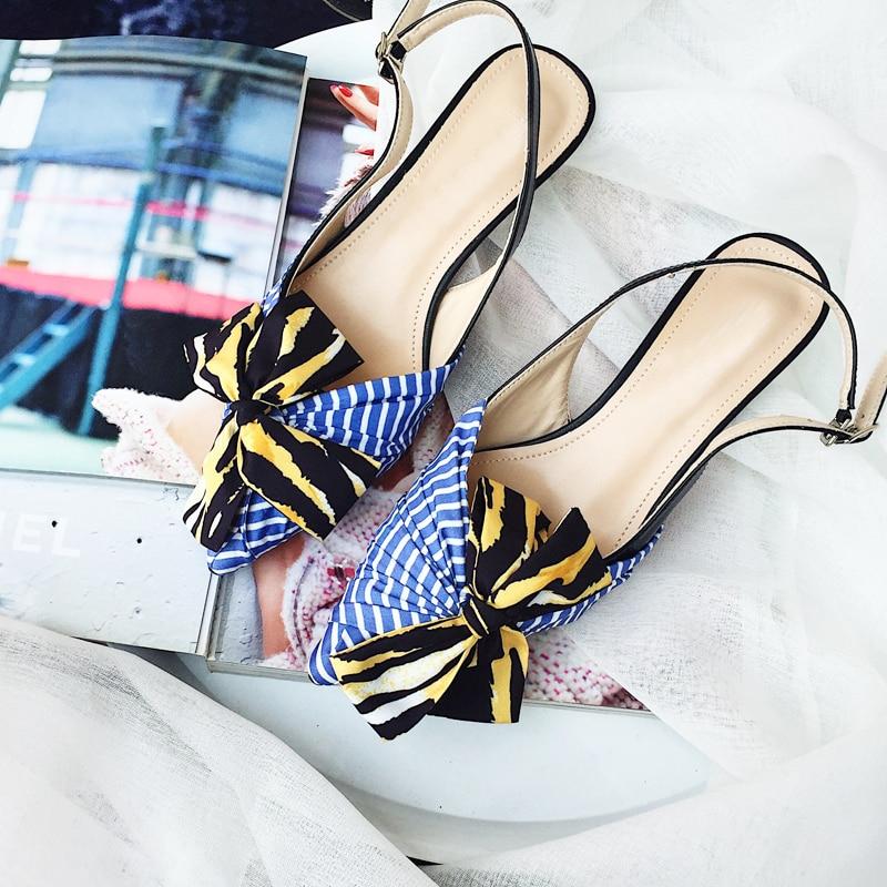 Arc Cheville Summer De Grand Pompes noeud Strap Escarpins As Talons Hot Chaussures Femme Pic Soirée Pour Designer Décontractés Spring Med 0w5vnYxa