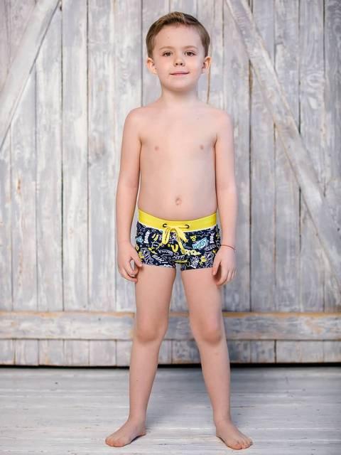 Плавки-шорты купальные Sweet Berry для мальчиков