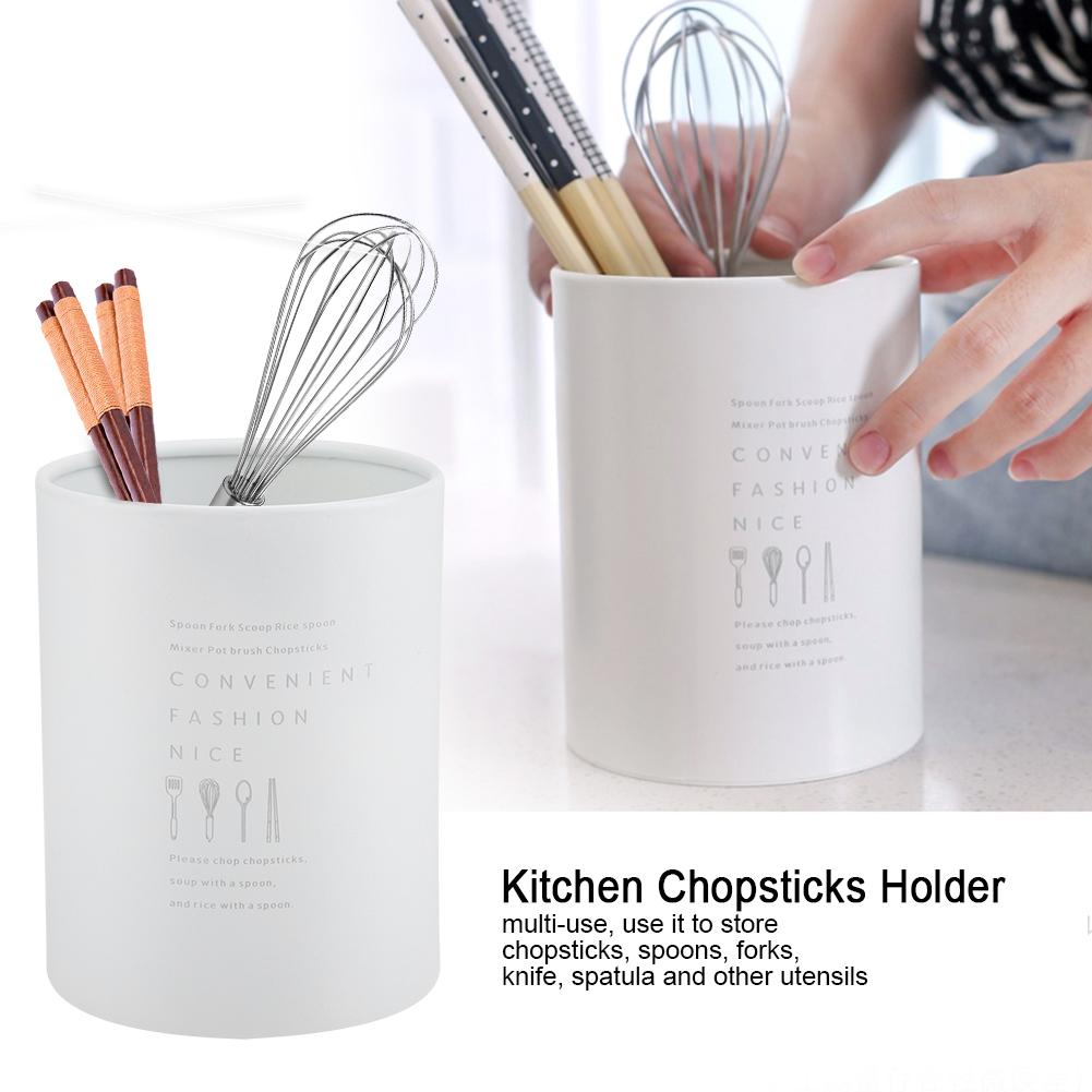 Kitchen Organizer North European Style Storage Rack Chopsticks Fork Spoon Holder Home Utensils Organizer