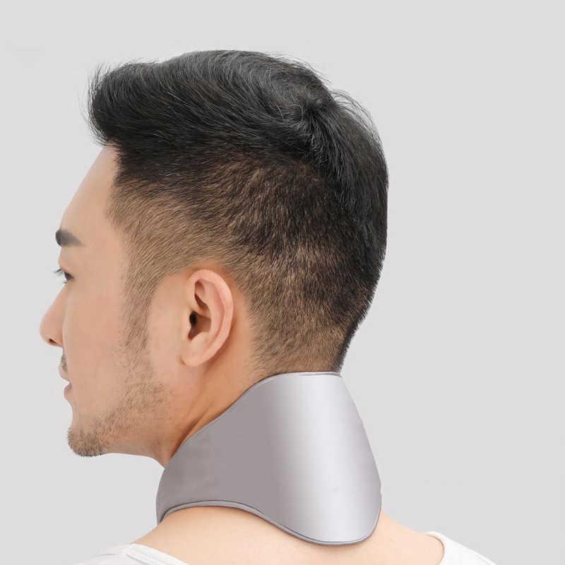 Xiaomi PMA Calor de Seda Alça de Pescoço Massagem No Pescoço Resto Do Escritório Doméstico Portátil Ajuda Sono Respirável Capa de seda material H15