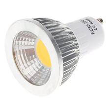GU10 5W COB LED Headlights Bulb Light Energy Saving High Performance Bulb Lamp 85 - 265V Warm White gu10 27 6w 138 smd 5050 led 1794lm warm white light bulb 85 265v