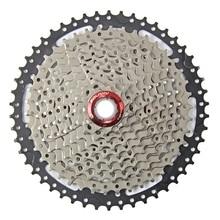 Горячий-Bolany 10 скорость 11-50T свободного колеса широкого соотношения Горный Велосипед маховик Cassete для велосипедов аксессуары