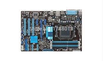 Asus M5A78L LE carte mère de bureau 760G Socket AM3 AM3 + DDR3 16G pour FXPhenom II Athlon II Sempron 100 carte mère d'origine d'occasion