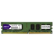 JINYU DDR2 667MHz 1,8 V 240Pin оперативная память для рабочего стола для материнской платы Amd