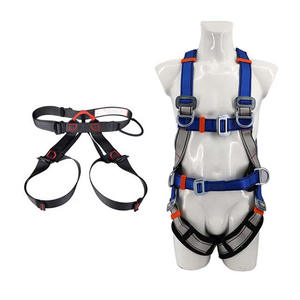 Safety-Belt Harnesses-Rappel-Belt for Rock Climbing-Downhill Protecting Outdoor Full-Half-Body