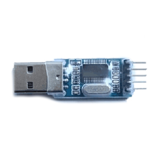 FULL-PL2303 USB UART Board (mini) PL-2303HX PL-2303 USB TO TTL Module/Drivers Are Available For Windows 98 To Windows 7 (32 Bi