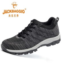 Hot Brand Anti-smashing, Anti-piercing Men Work Shoes,Breathable Non-slip Safety Shoes,Stylish And Comfortable Rubber Boots.