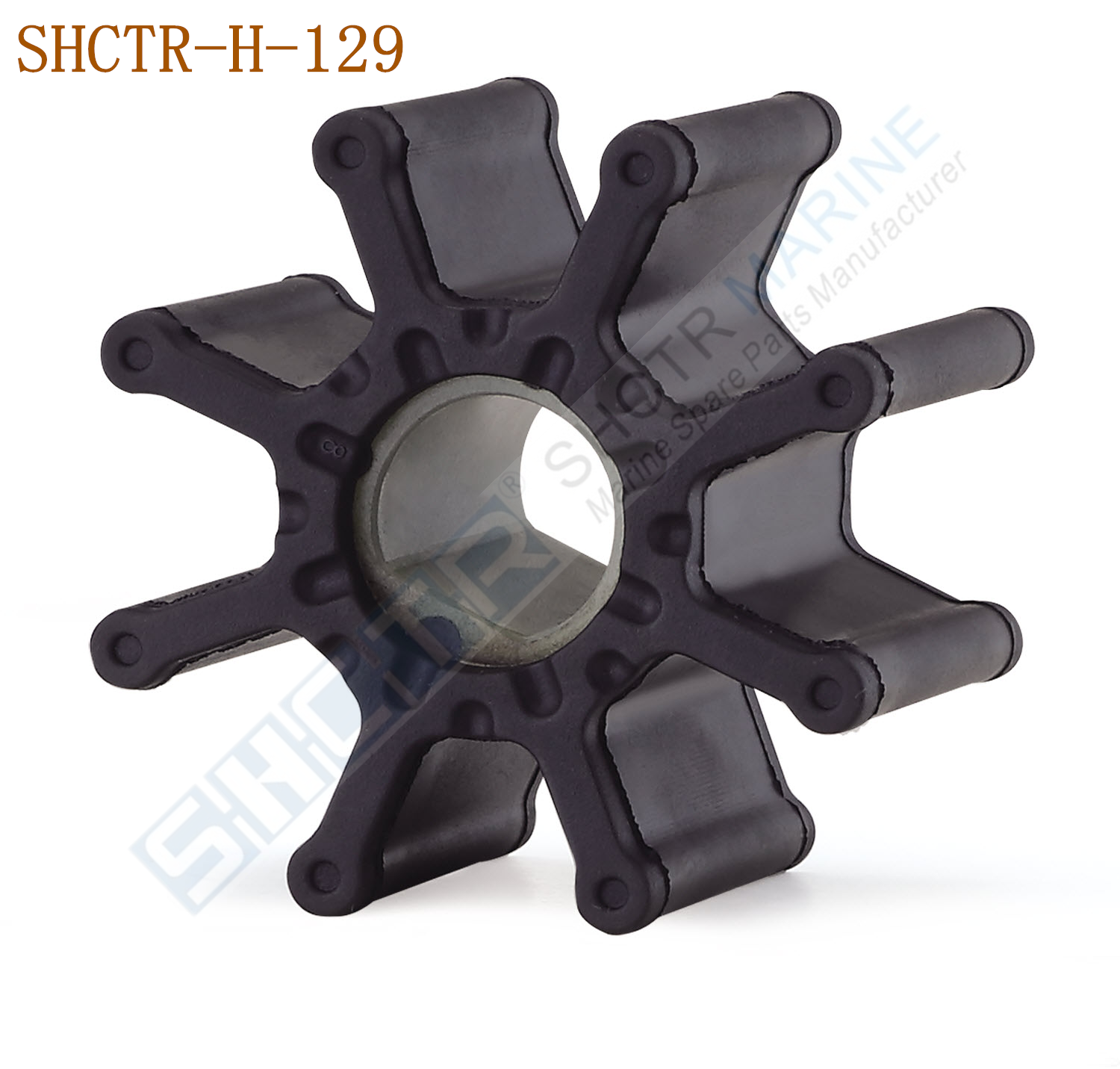 SHCTR Flexible Impeller For OEM 47-59362T1,Jabsco 17954-0001,Mercruiser-Bravo I II III,CEF 500214 500109,Mallory 9-45375