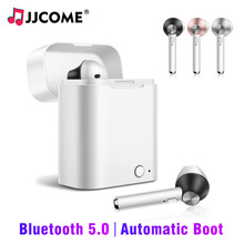 цены D012A tws Mini Wireless Earphones Bluetooth 5.0 Headphones 3D Stereo Headset in ear Earbuds For Samsung xiaomi Mi iphone Huawei