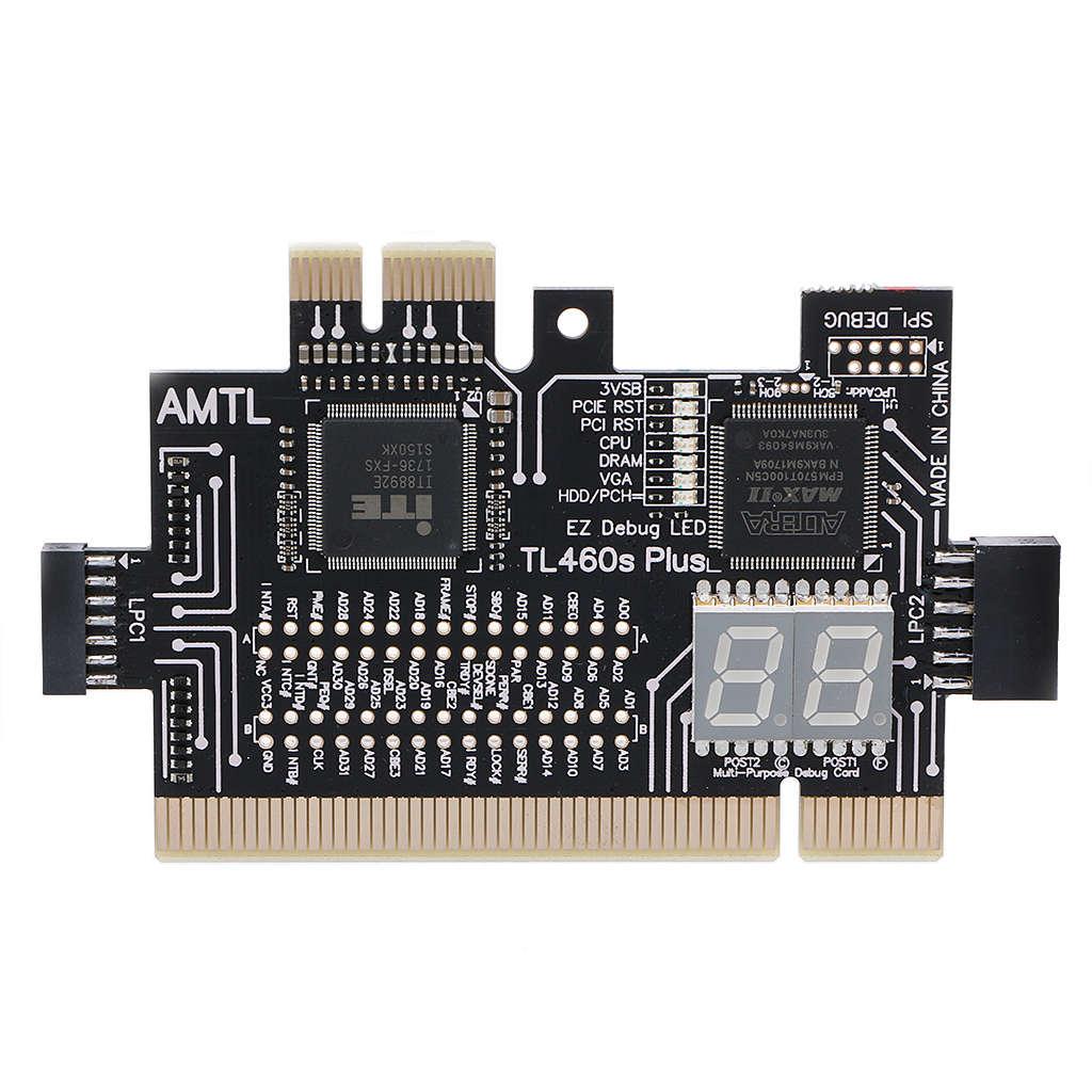 Analyzer Diagnose Lpc-debug-karte Pci Pci-e Lpc-debug-post Test Kit Motherboard Diagnose Karte