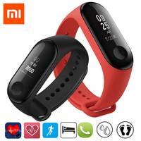International Version Xiaomi Mi band 3 Smart Band OLED Display Heart Rate Monitor Bracelet Wristband