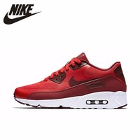 NIKE AIR MAX 90 ULTRA 2.0 Official Original New Men's Breathable Classic Outdoor Running Shoes Leisure Sneakers #875695