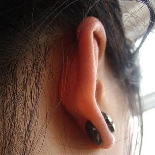 Magnet Earrings Ear Buckle Ear Clip Acupoint Massage Magnetic Ear Nail Healthcare Magnet Therapy Healthcare Ornaments.jpg 640x640 - Magnet Earrings Ear Buckle Ear Clip Acupoint Massage Magnetic Ear Nail Healthcare Magnet Therapy Healthcare Ornaments Jewelry