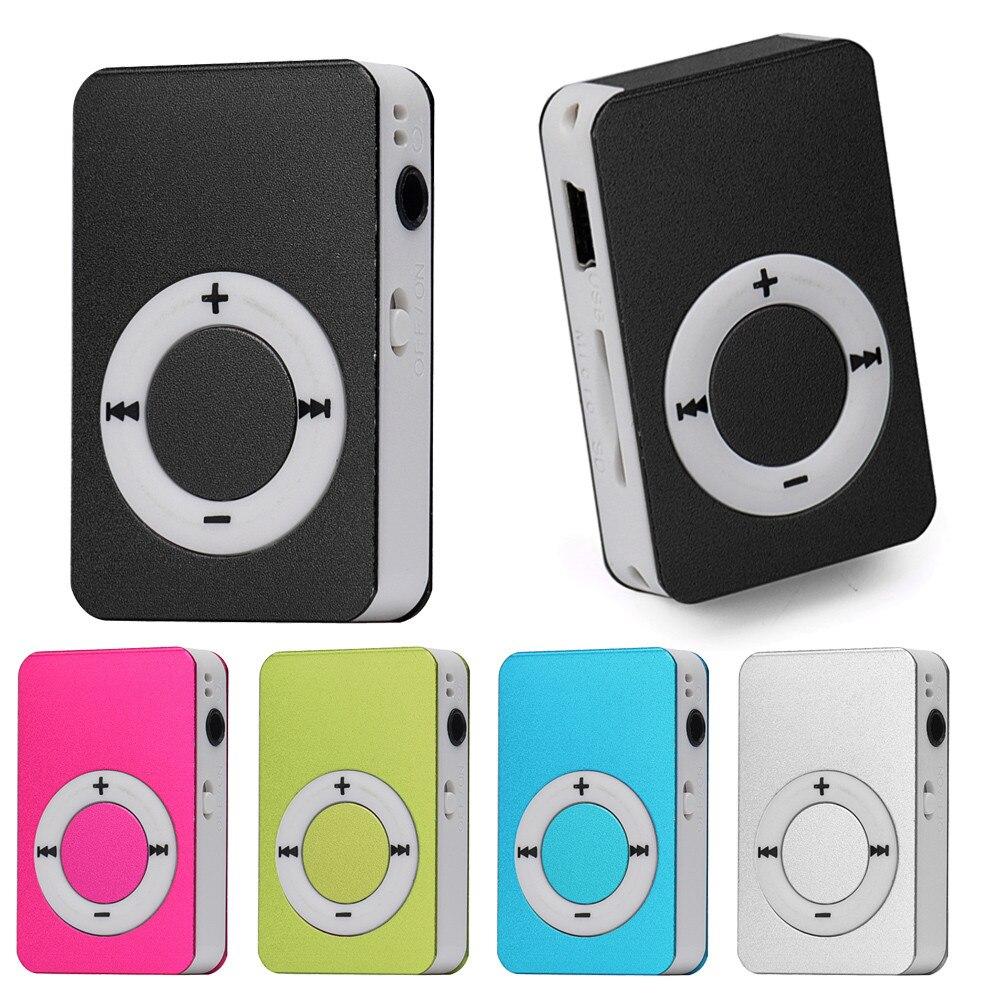 Hot Sale High Quality 2019 Mini USB MP3 Music Media Player Support 2GB 4GB 8GB 16GB 32GB Micro SD TF Card Reader