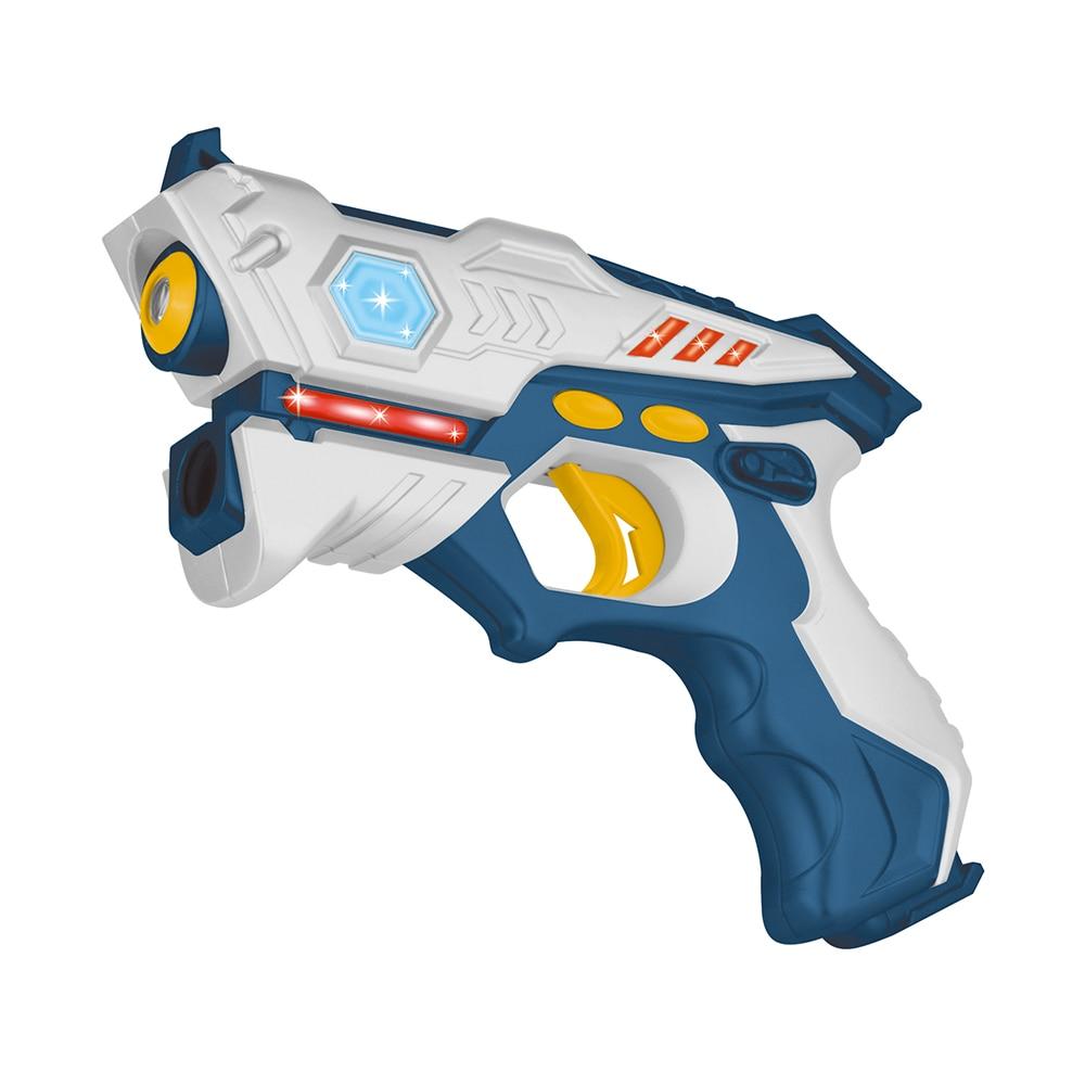 4 pcs Infrarouge Laser Tag Blaster Laser Bataille Pack Vente Chaude Gun pour Enfants Adultes Famille Activité Sportive Jouet Cadeau - 2