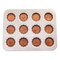 12 Cavity Cake Tools Silicone Classic Collection Shapes finger Orange Non Stick Eclair 8 Forms Silicone Baking Mold
