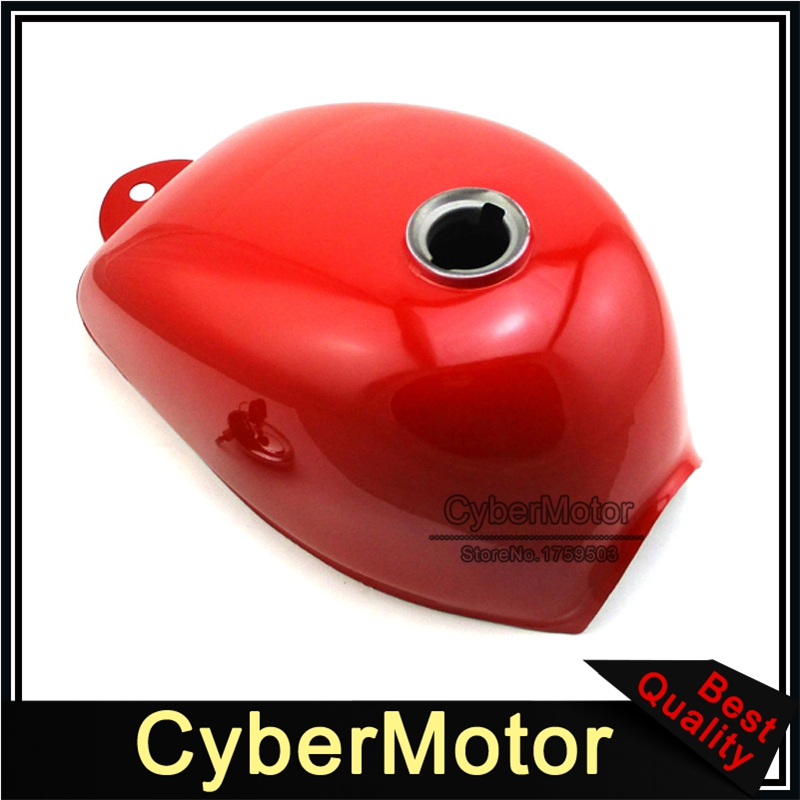 Fuel Tank Professional Sale Red Steel Gas Fuel Tank For Honda Mini Trail Monkey Bike Z50 Z50a Z50j Z50r Motorcycle