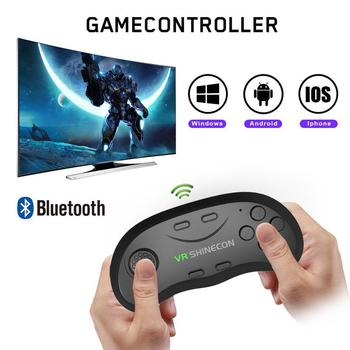 Wireless Bluetooth Gamepad Handle For VR Smart Phone Windows/Android/iOS IPhone 6/7/8/X Plug XS SR 9